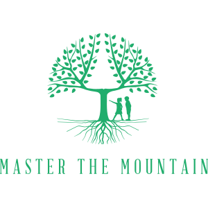 Master the Mountain mobile logo